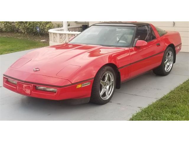 1987 Chevrolet Corvette (CC-1301344) for sale in Cadillac, Michigan