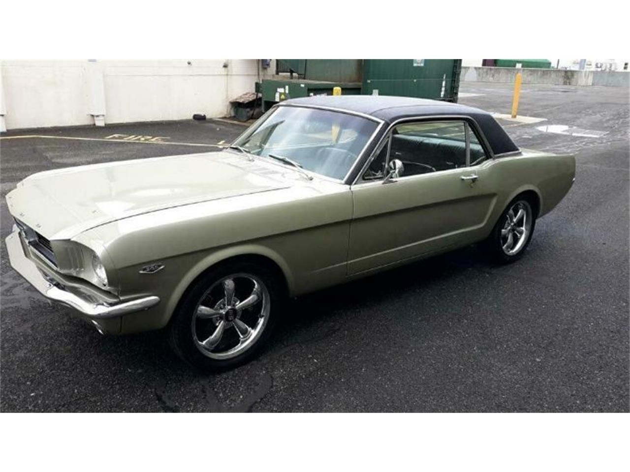 1966 Ford Mustang (CC-1301346) for sale in Cadillac, Michigan