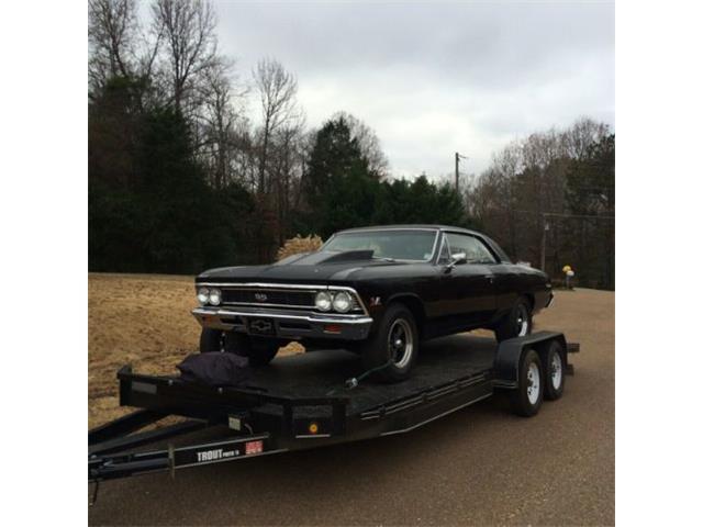 1966 Chevrolet Chevelle (CC-1301348) for sale in Cadillac, Michigan