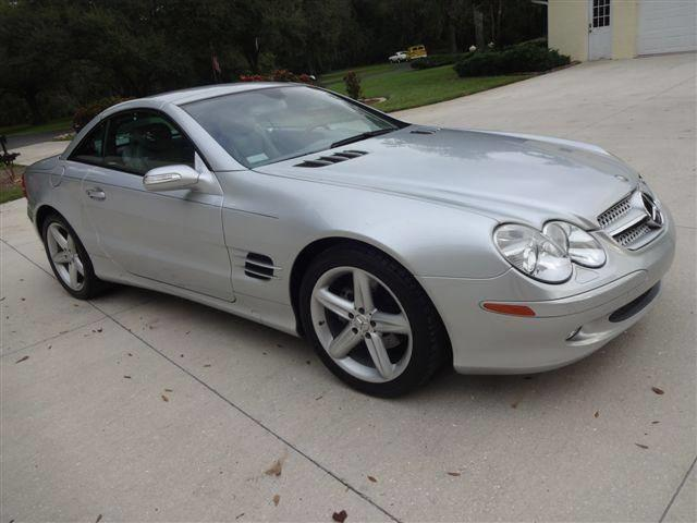 2006 Mercedes-Benz 500SL (CC-1300135) for sale in Sarasota, Florida