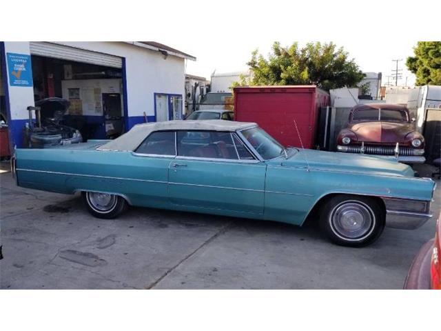 1965 Cadillac DeVille (CC-1301352) for sale in Cadillac, Michigan