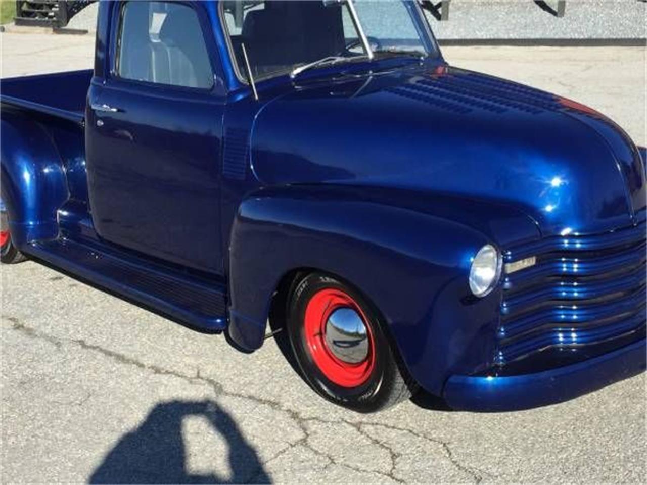 1954 Chevrolet 3100 (CC-1301356) for sale in Cadillac, Michigan