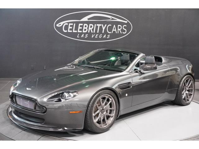 2009 Aston Martin Vantage (CC-1301377) for sale in Las Vegas, Nevada