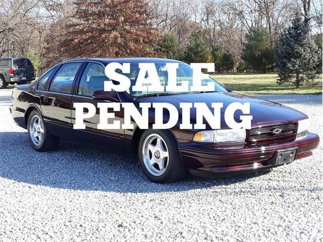 1995 Chevrolet Caprice (CC-1301382) for sale in Clarksburg, Maryland