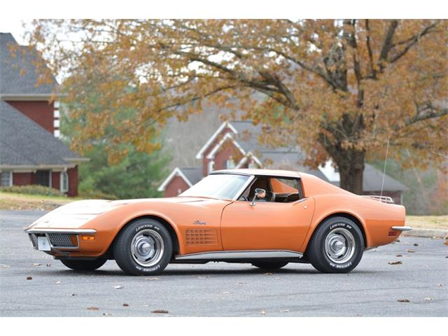 1972 Chevrolet Corvette (CC-1301397) for sale in Cookeville, Tennessee