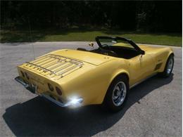 1972 Chevrolet Corvette (CC-1300014) for sale in Cadillac, Michigan