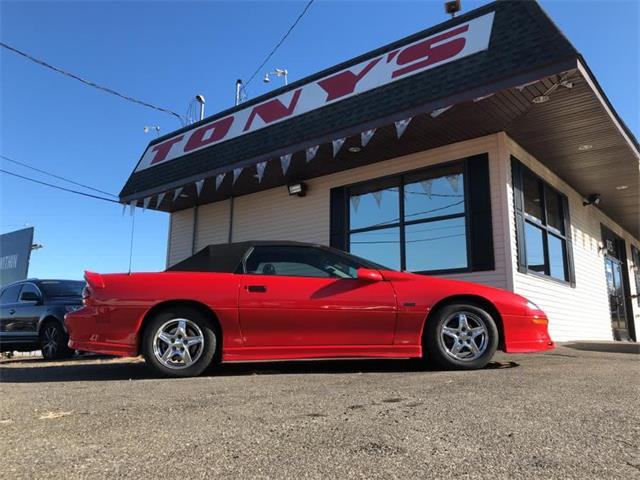 1997 Chevrolet Camaro (CC-1301400) for sale in Waterbury, Connecticut