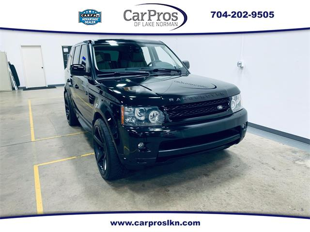 2010 Land Rover Range Rover Sport (CC-1301419) for sale in Mooresville, North Carolina