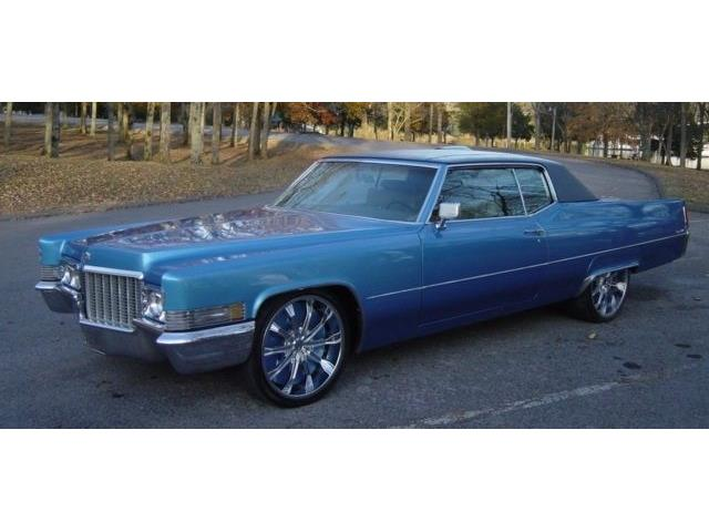 1970 Cadillac Coupe DeVille (CC-1301422) for sale in Hendersonville, Tennessee