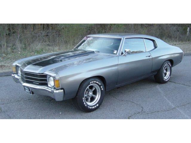 1972 Chevrolet Chevelle (CC-1301424) for sale in Hendersonville, Tennessee