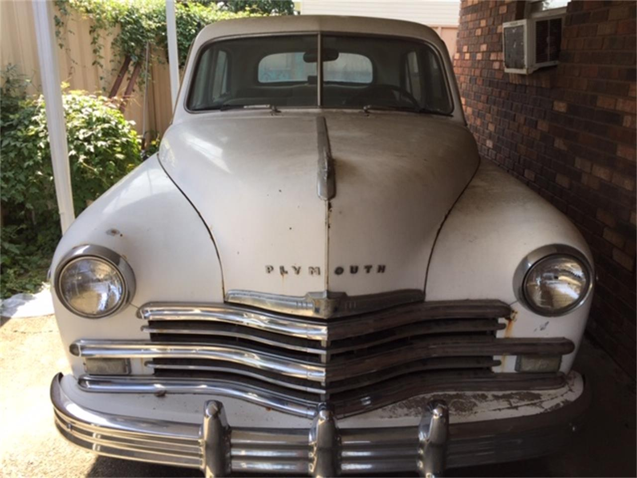 1949 Plymouth Deluxe (CC-1300143) for sale in Chalmette, Louisiana