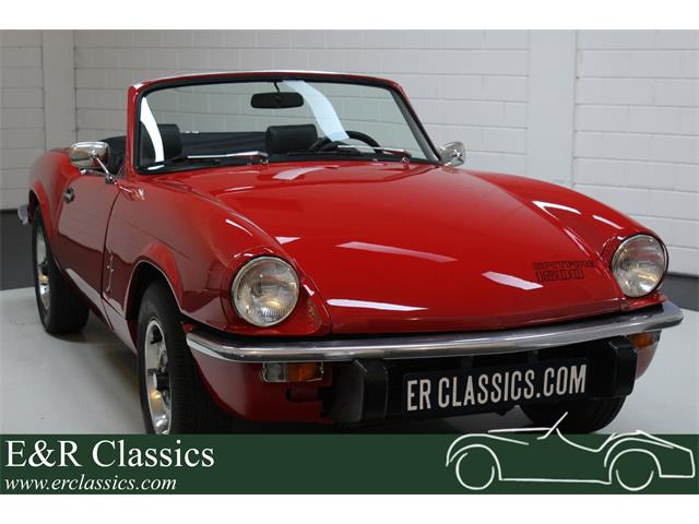 1978 Triumph Spitfire (CC-1301433) for sale in Waalwijk, Noord-Brabant