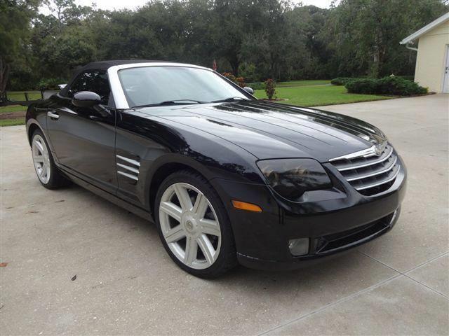 2005 Chrysler Crossfire (CC-1300144) for sale in Sarasota, Florida