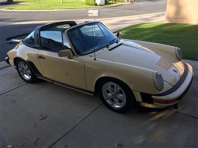1981 Porsche 911 (CC-1301443) for sale in Huntington Beach, California