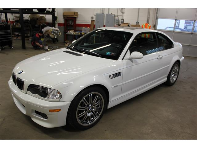 2002 BMW M3 (CC-1301448) for sale in Pittsburgh, Pennsylvania