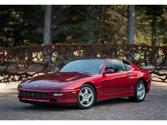 1995 Ferrari 456 (CC-1301467) for sale in Monterey, California