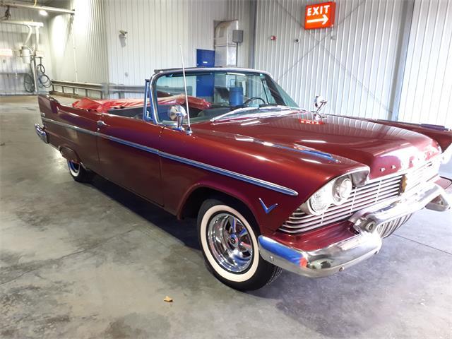 1957 Plymouth Belvedere (CC-1301479) for sale in Edmonton, Alberta