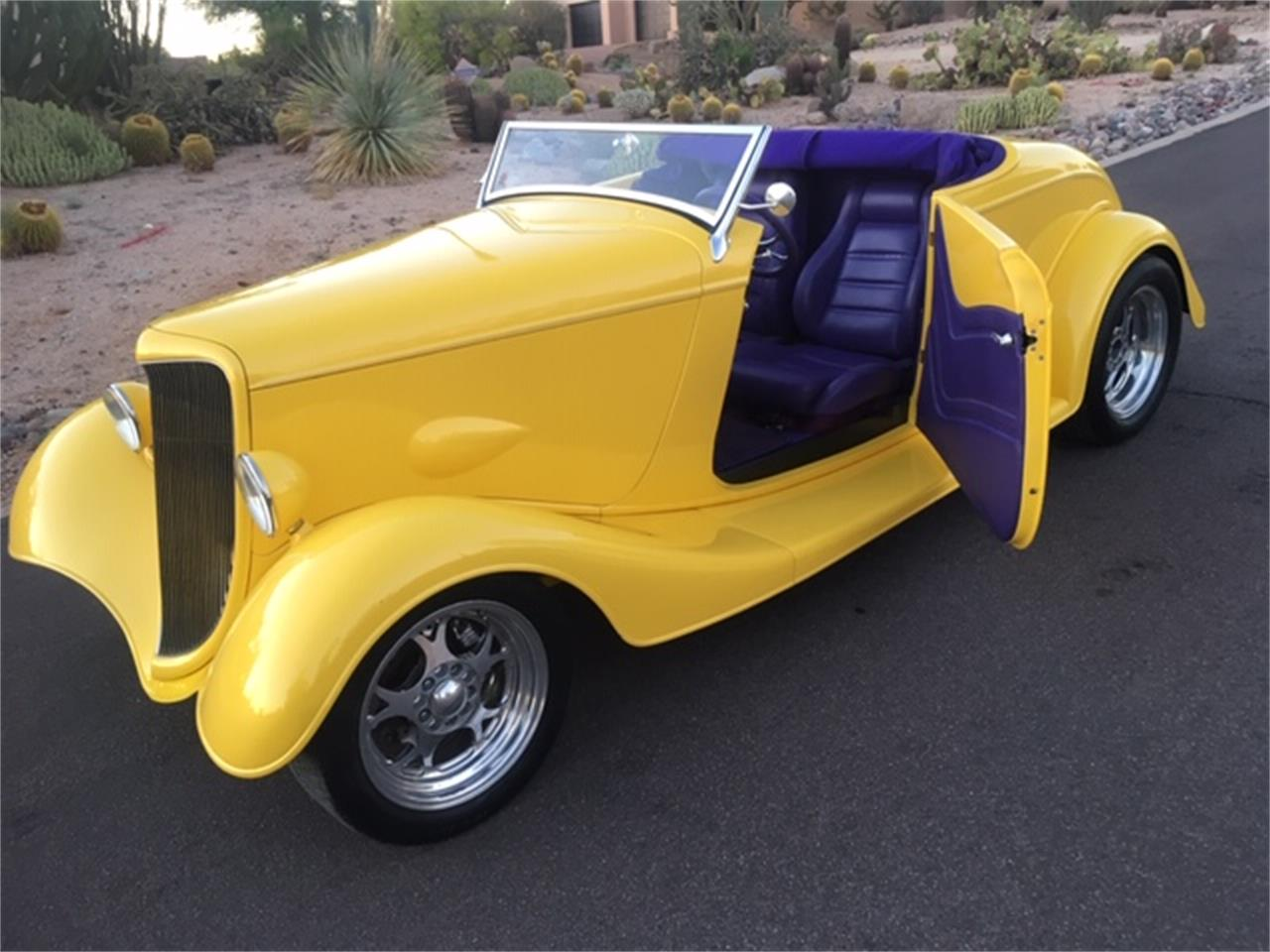1934 Ford Roadster (CC-1301501) for sale in Scottsdale, Arizona