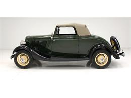 1933 Ford Cabriolet (CC-1301515) for sale in Morgantown, Pennsylvania