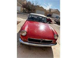 1973 MG MGB (CC-1300152) for sale in ALBUQUERQUE, New Mexico