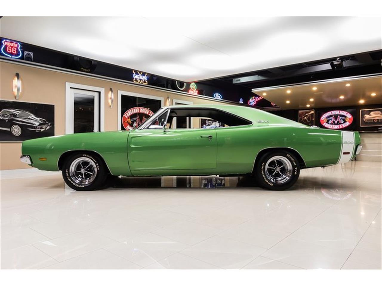 1969 Dodge Charger (CC-1301528) for sale in Plymouth, Michigan