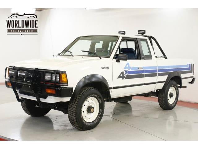 1986 Nissan Pickup (CC-1301533) for sale in Denver , Colorado