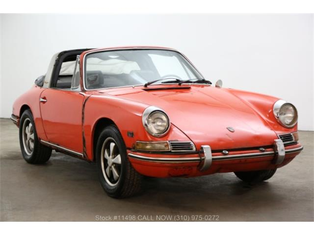 1968 Porsche 911 (CC-1301566) for sale in Beverly Hills, California