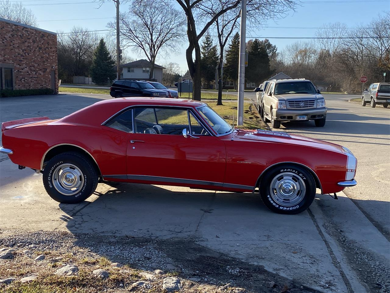 1967 Chevrolet Camaro RS/SS (CC-1300157) for sale in Addison, Illinois