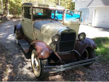 1929 Ford Coupe (CC-1300016) for sale in Cadillac, Michigan