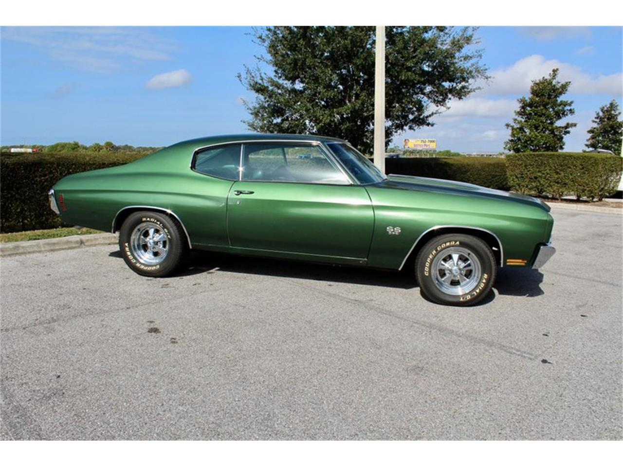 1970 Chevrolet Chevelle (CC-1301604) for sale in Sarasota, Florida