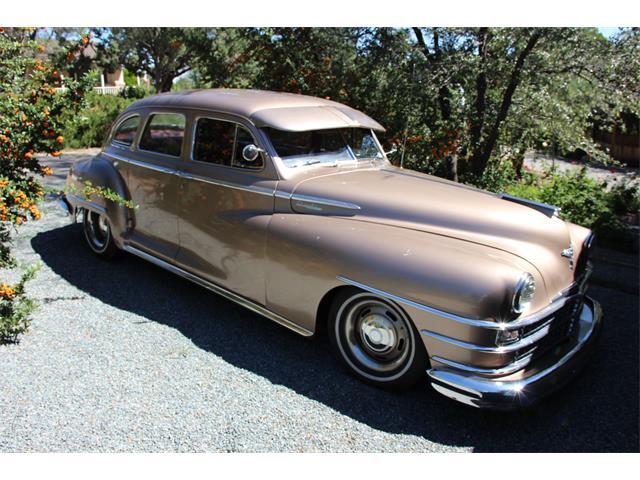 1947 Chrysler Windsor (CC-1300163) for sale in Prescott, Arizona