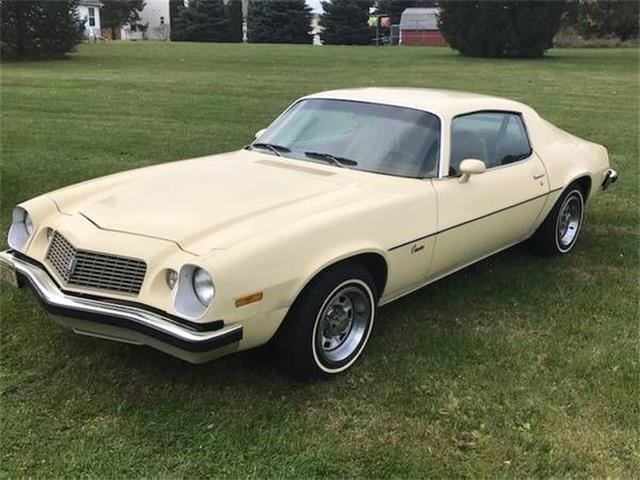 1974 Chevrolet Camaro (CC-1301631) for sale in Cadillac, Michigan