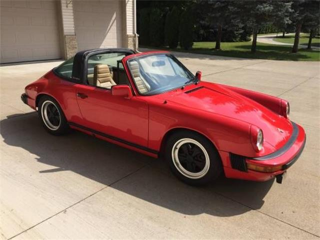 1981 Porsche 911 (CC-1301638) for sale in Cadillac, Michigan