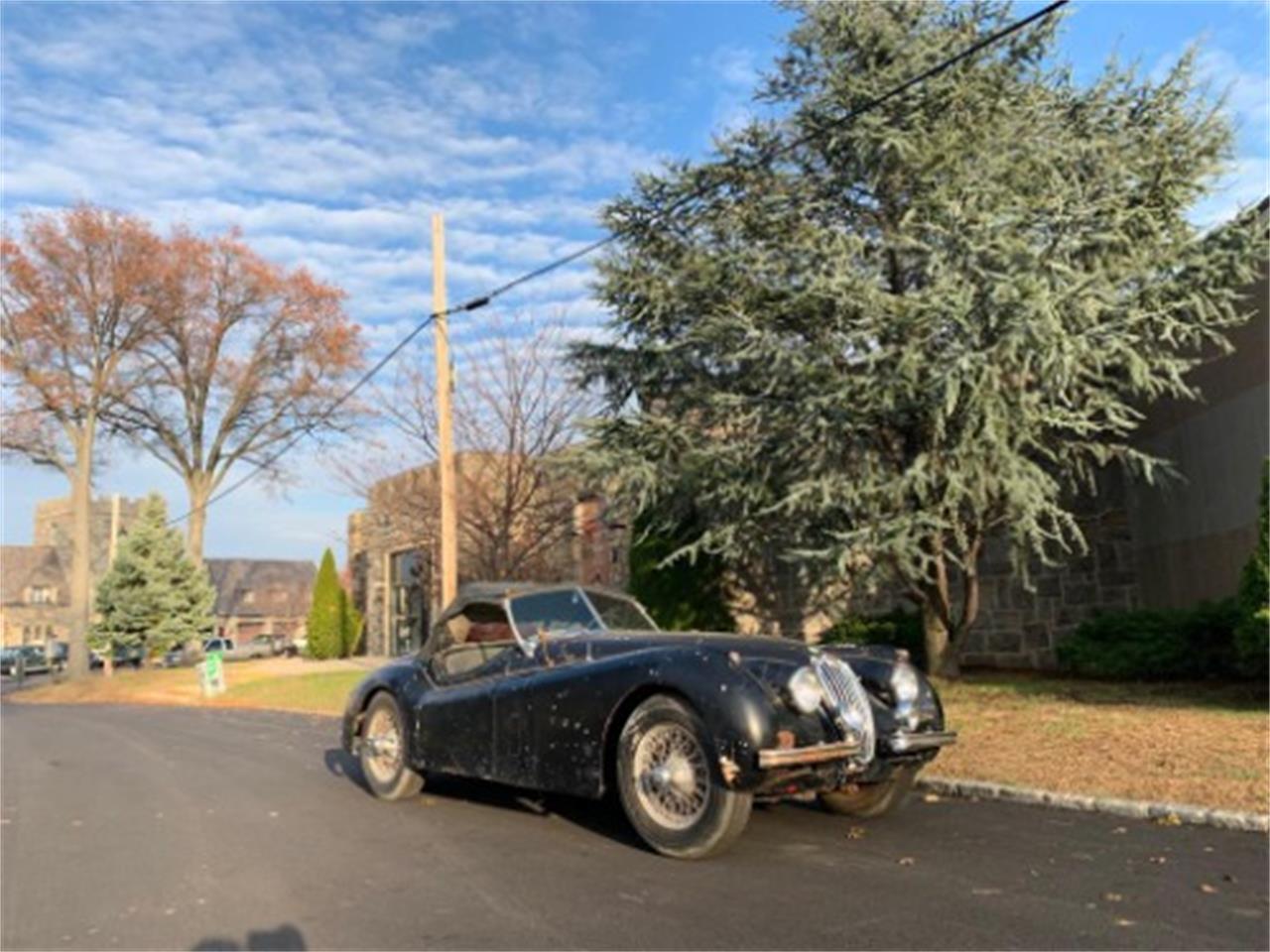 1954 Jaguar XK120 (CC-1301650) for sale in Astoria, New York