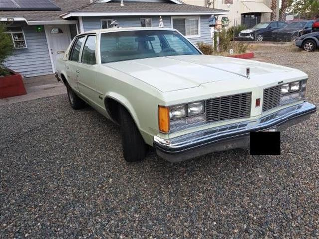 1979 Oldsmobile Delta 88 (CC-1301653) for sale in Cadillac, Michigan