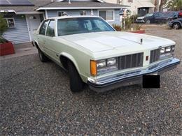 1979 Oldsmobile Delta 88 (CC-1301653) for sale in Cadillac, Michigan