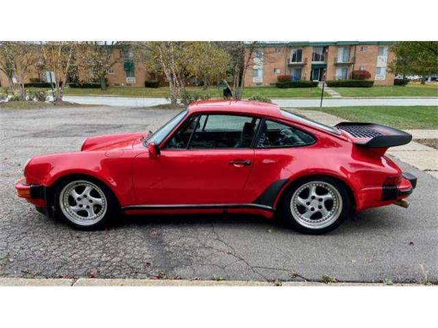 1984 Porsche 911 (CC-1301657) for sale in Cadillac, Michigan
