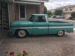 1966 Chevrolet C10 (CC-1301659) for sale in Cadillac, Michigan