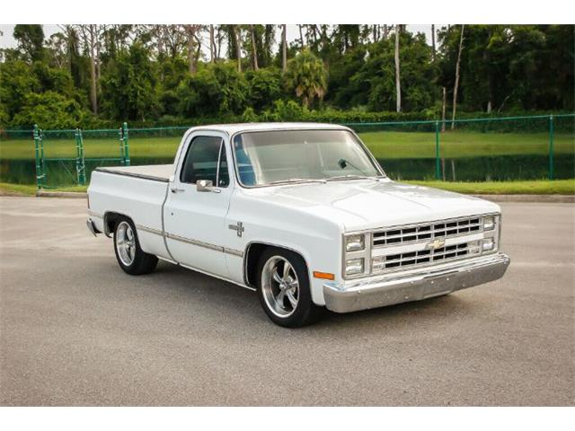 1986 Chevrolet C10 (CC-1301662) for sale in Cadillac, Michigan