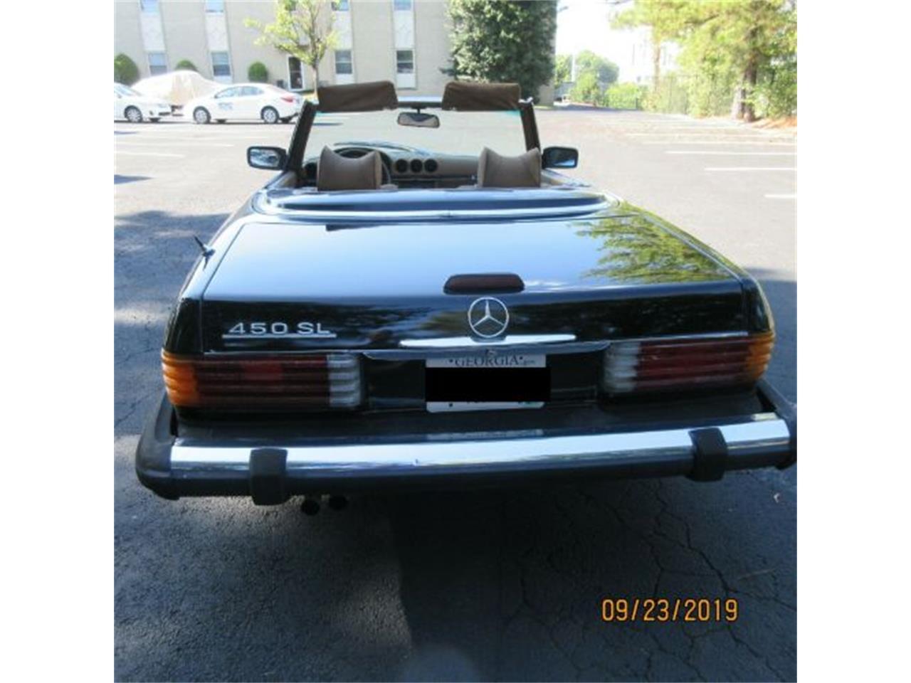 1976 Mercedes-Benz 450SL (CC-1301672) for sale in Cadillac, Michigan