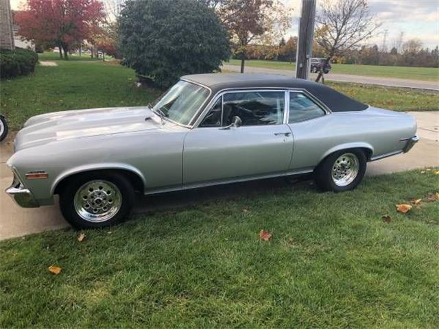 1971 Chevrolet Nova (CC-1301673) for sale in Cadillac, Michigan