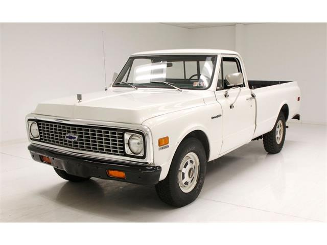 1972 Chevrolet C20 (CC-1300168) for sale in Morgantown, Pennsylvania