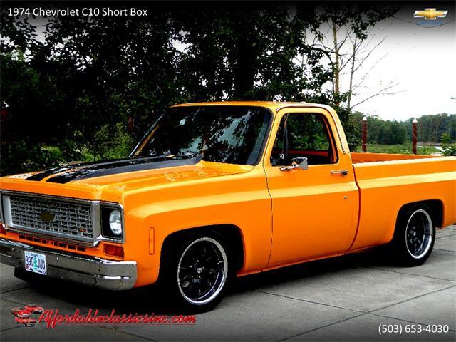 1974 Chevrolet C10 (CC-1301682) for sale in Gladstone, Oregon
