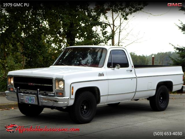 1979 GMC Pickup (CC-1301687) for sale in Gladstone, Oregon