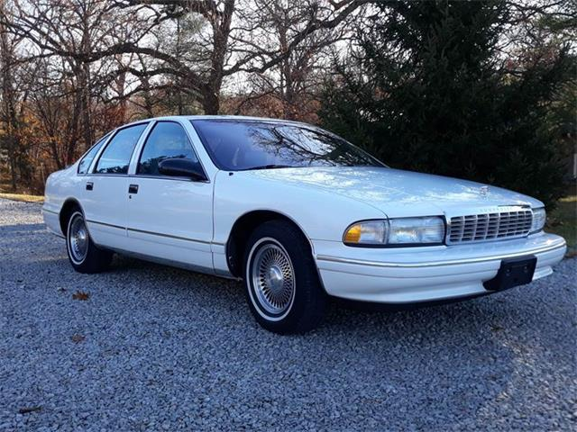 1996 Chevrolet Caprice (CC-1301689) for sale in Clarksburg, Maryland