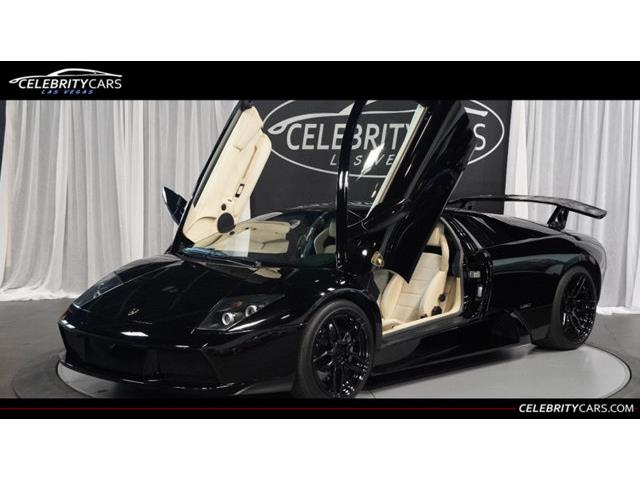 2003 Lamborghini Murcielago (CC-1301690) for sale in Las Vegas, Nevada
