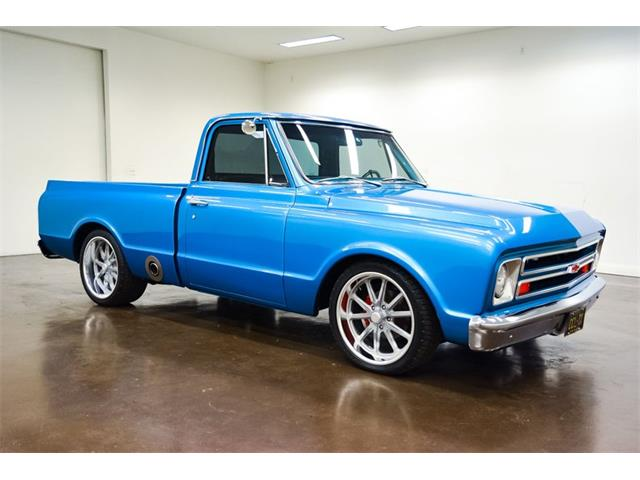 1969 Chevrolet C10 (CC-1301708) for sale in Sherman, Texas
