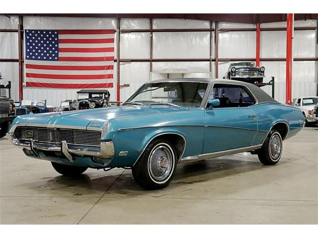 1969 Mercury Cougar (CC-1300171) for sale in Kentwood, Michigan