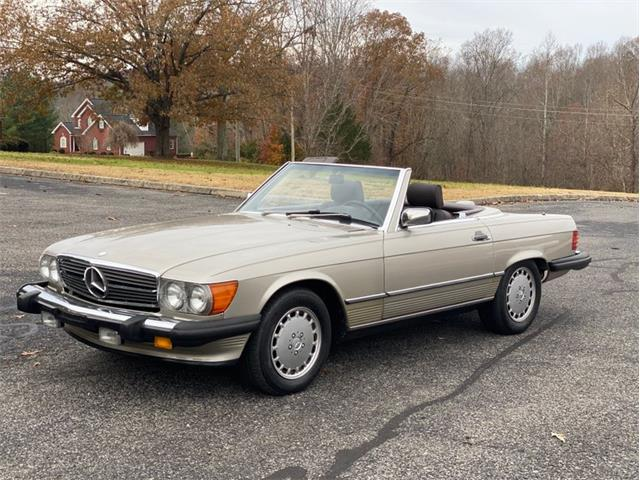 1987 Mercedes-Benz 560 (CC-1301713) for sale in Cookeville, Tennessee