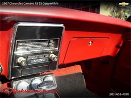 1967 Chevrolet Camaro RS/SS (CC-1301716) for sale in Gladstone, Oregon